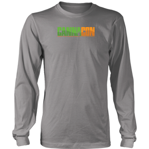Cannacon Long Sleeve Shirt