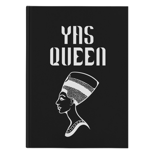 Yas Queen Hardcover Journal