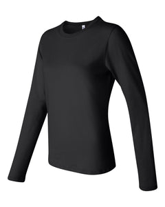 Bella + Canvas - Women's Jersey Long Sleeve Tee
