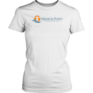 Mission Point Womens Short Sleeve Shirt