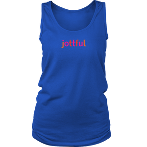 Jottful Womens Tank
