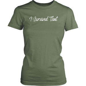 Women's Short Sleeve Shirt