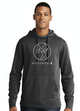 New Era® Tri-Blend Fleece Pullover Hoodie with Full Front