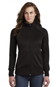 Adult + Ladies The North Face ® Tech Full-Zip Fleece Jacket (blank)