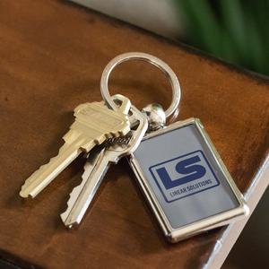 Linear Solutions Keychain