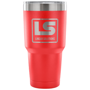 Linear Solutions 30 oz Tumbler