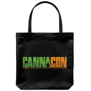 CannaCon Tote Bag