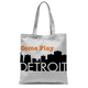 ComePlayDetroit Classic Sublimation Tote Bag