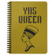 Yas Queen Spiral Journal
