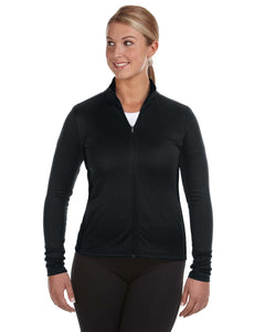 McLaren Champion Adult + Ladies Performance Fleece Full-Zip Jacket  (first + last name and/or department)