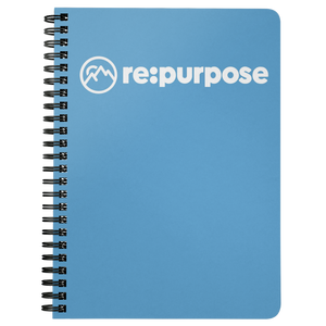 Repurpose Spiral Notebook