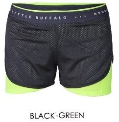 Korean Trendy  New Sport running short quick Dry and Strecthable Material - Sportantz