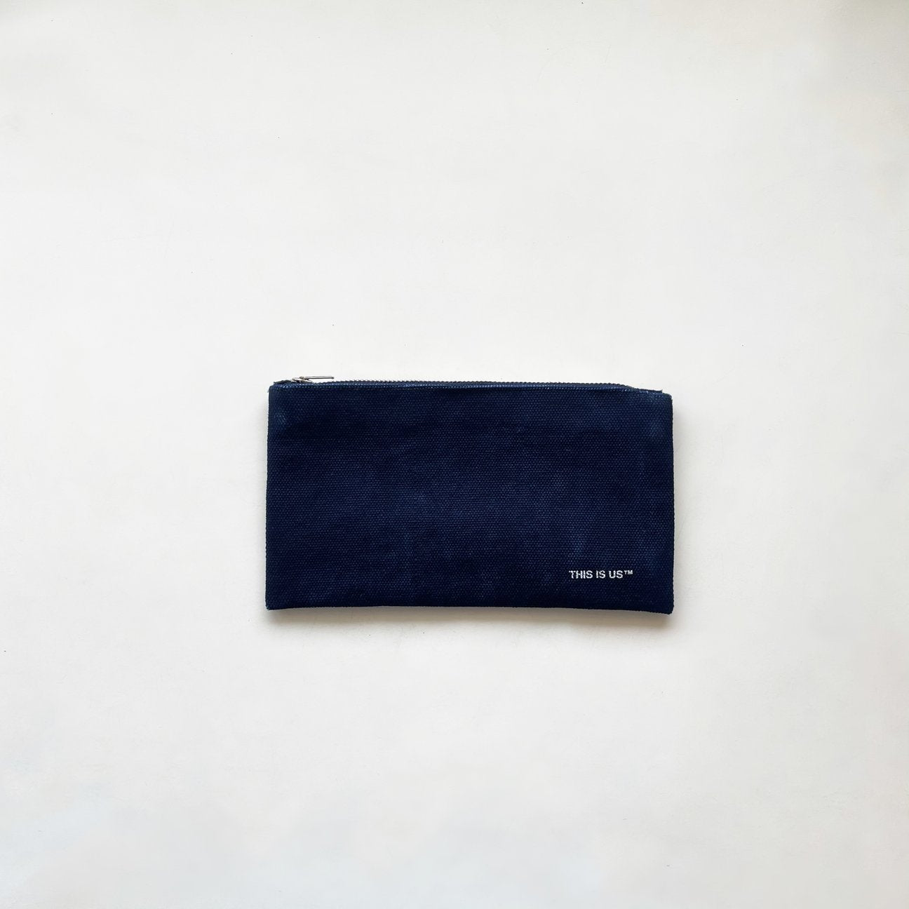 Made in Canvas Pencil Case
