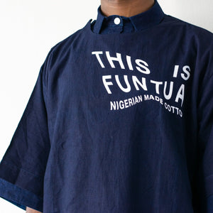 This is Funtua Flag Tee