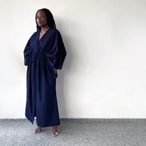 Omizu Agbada Dress