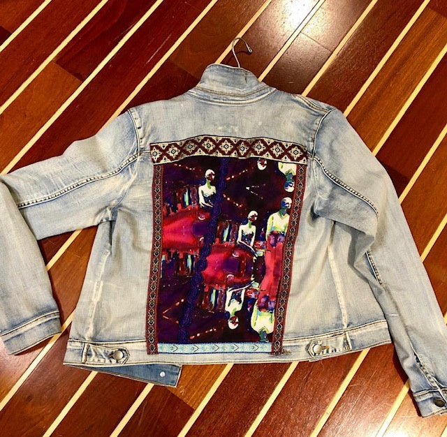 Art Jacket - Couture