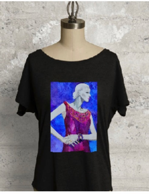 Art Tee Shirt - Vida Tees