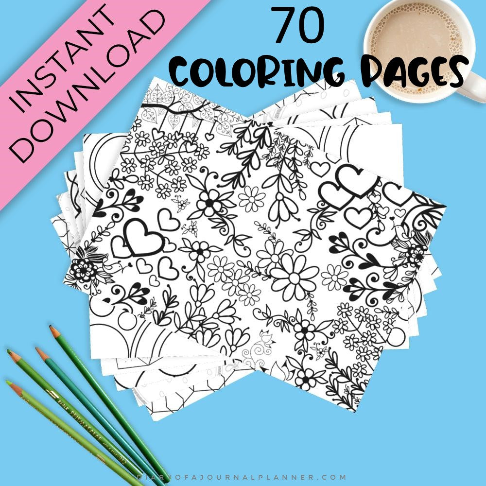 Printable Quote Coloring Pages 5 Free Coloring Quotes