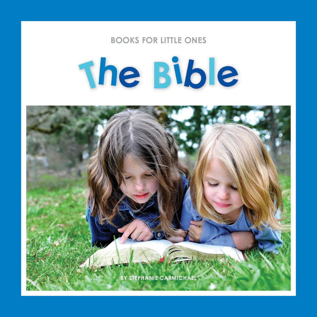 Books for Little Ones: The Bible