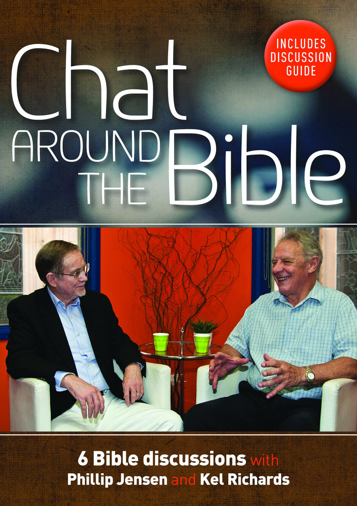 Chat Around the Bible DVD