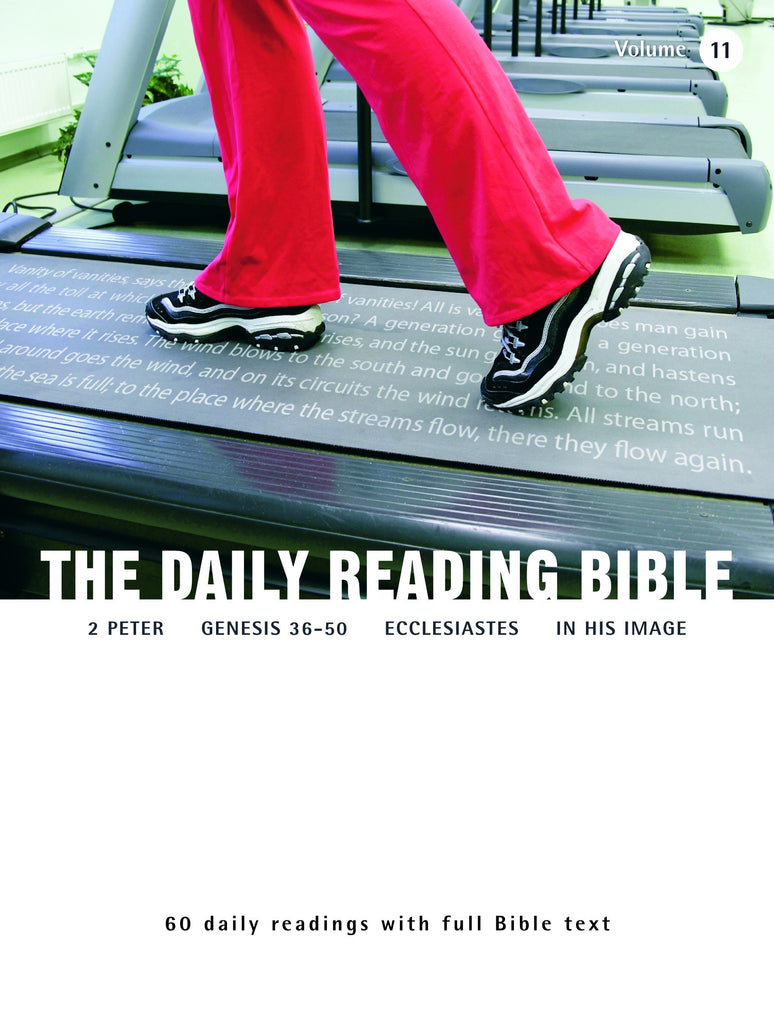 The Daily Reading Bible (Volume 11)