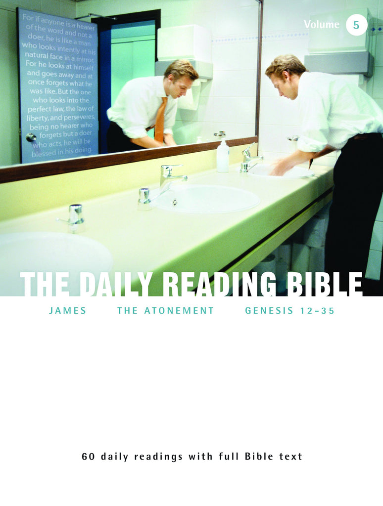 The Daily Reading Bible (Volume 5)