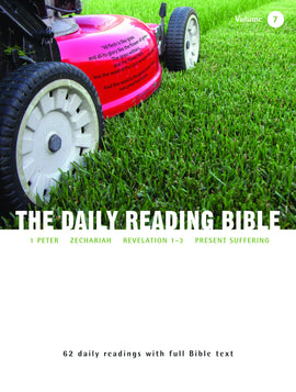 The Daily Reading Bible (Volume 7)