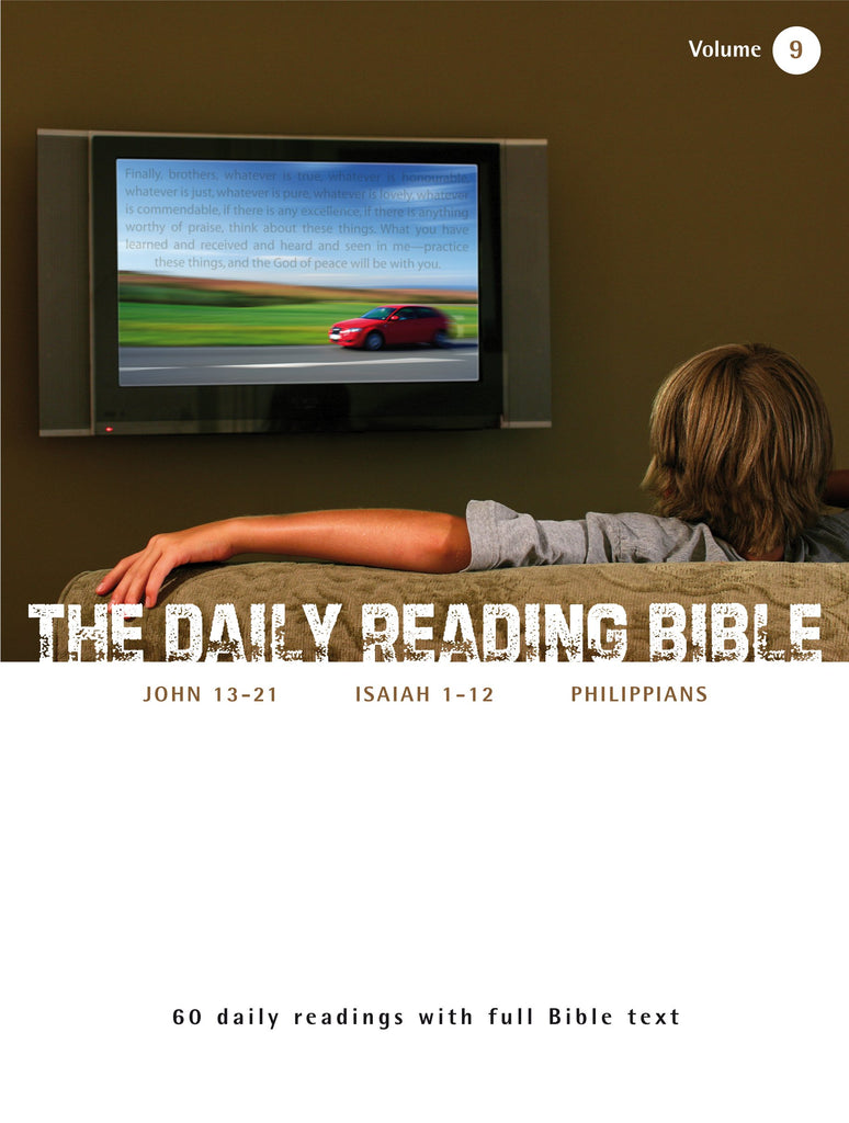 The Daily Reading Bible (Volume 9)
