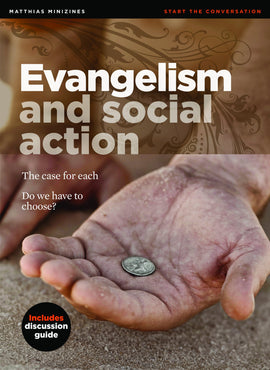 MiniZine: Evangelism and Social Action