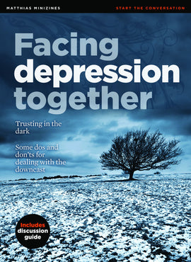 MiniZine: Facing Depression Together