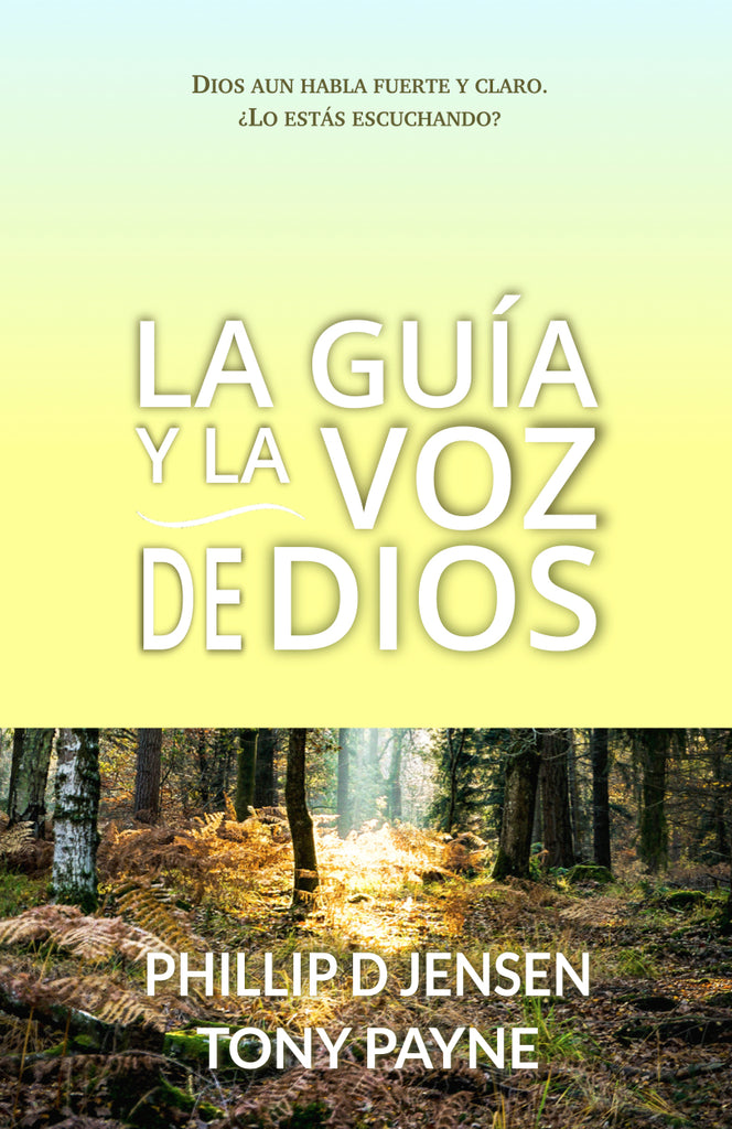 Guidance and the Voice of God (Spanish)