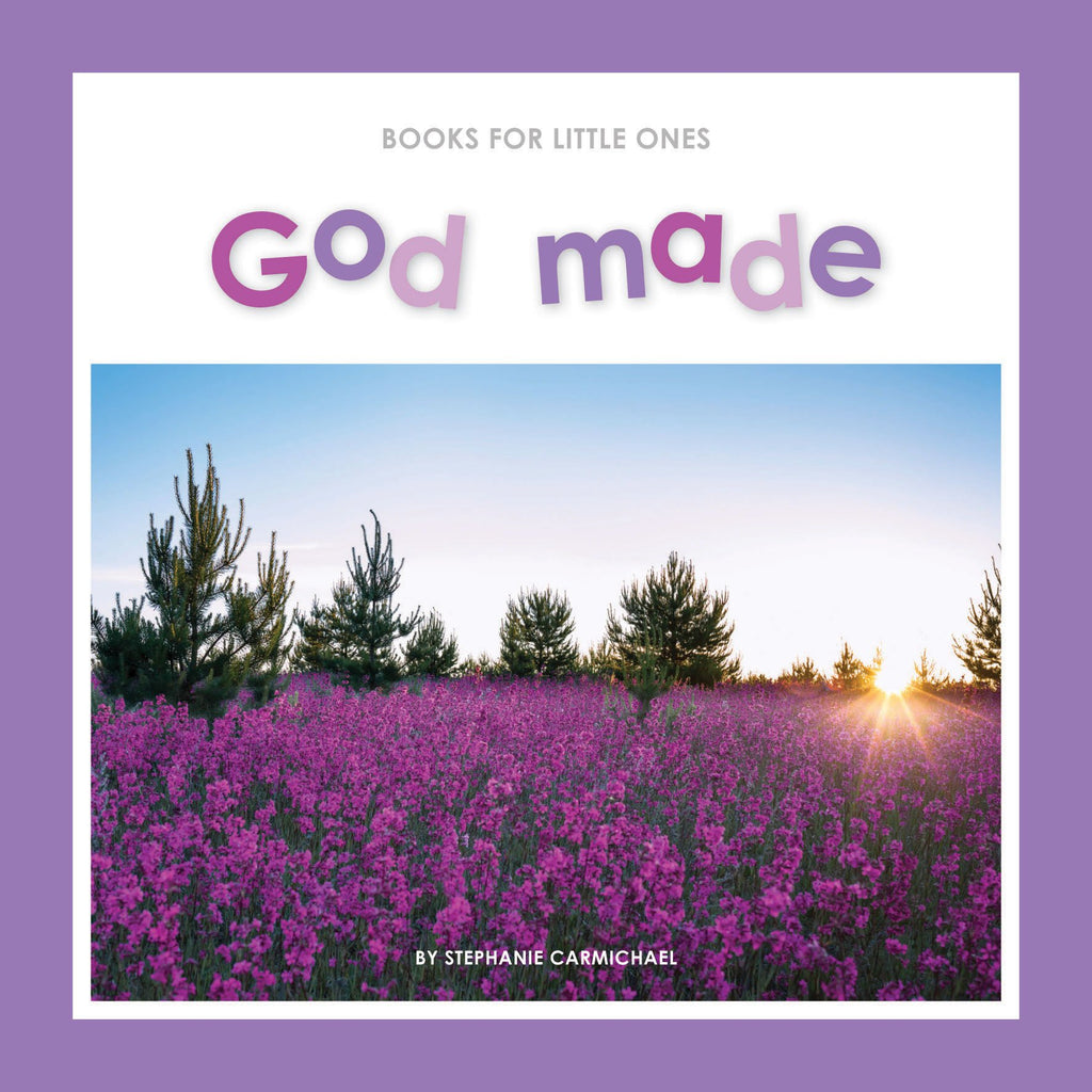Books for Little Ones: God Made