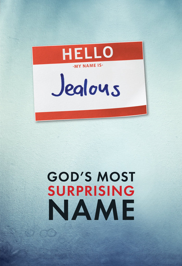 God's Most Surprising Name