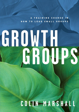 Growth Groups Manual