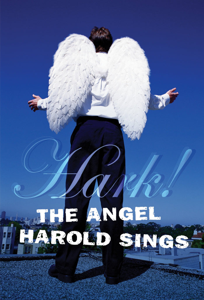 Hark! The Angel Harold Sings (leaflet)