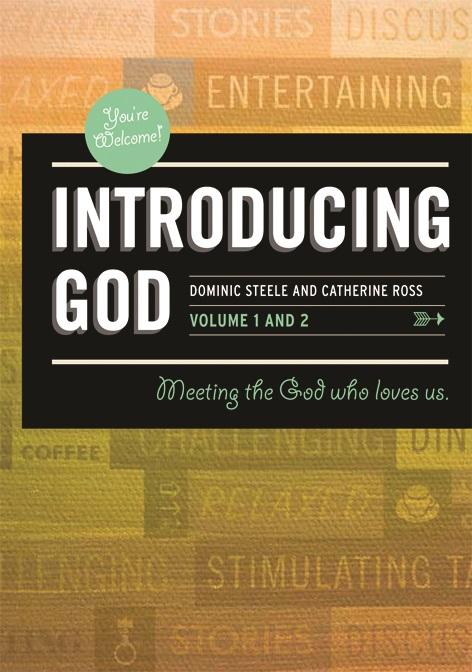 Introducing God Course DVD