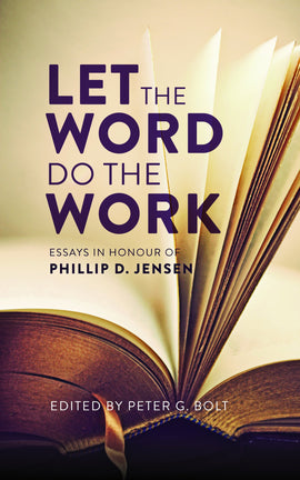 Let the Word Do the Work