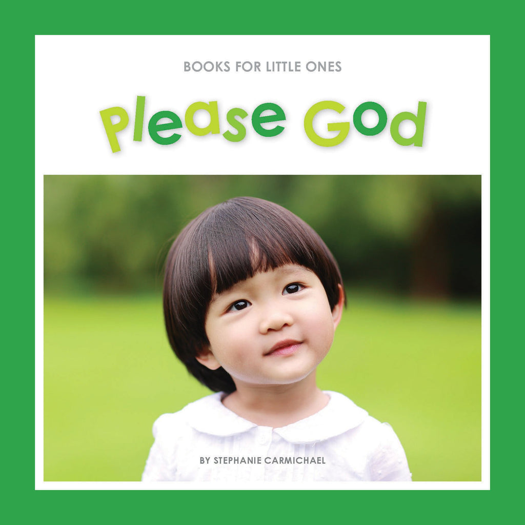 Books for Little Ones: Please God
