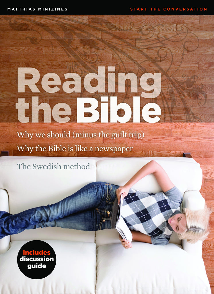 MiniZine: Reading the Bible