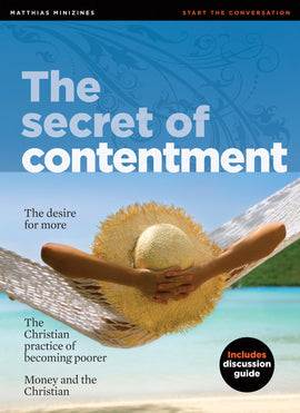 MiniZine: The Secret of Contentment