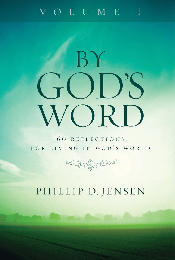 By God's Word (Vol 1)