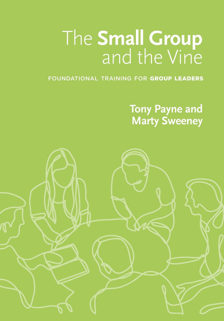 The Small Group and the Vine (DVD)
