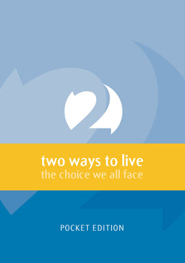 Two Ways to Live (Pocket edition)