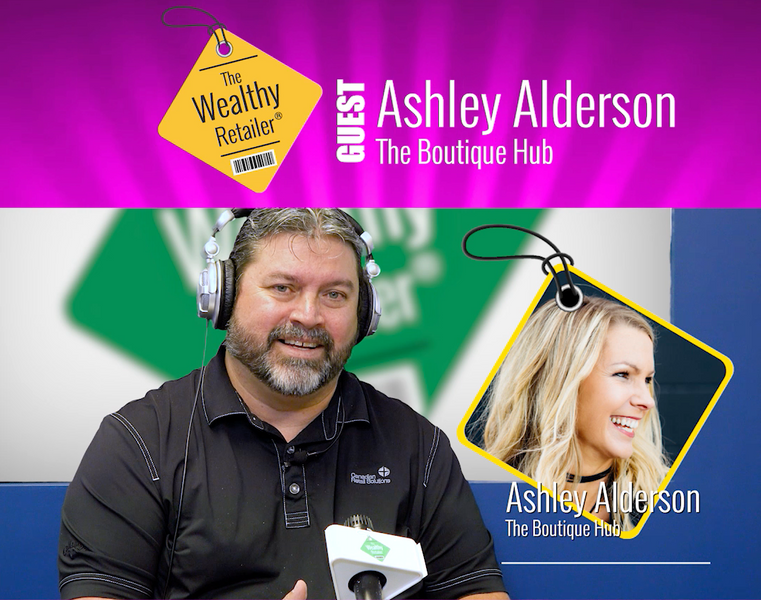 A timely and thought provoking discussion with Ashley Alderson of The Boutique Hub.