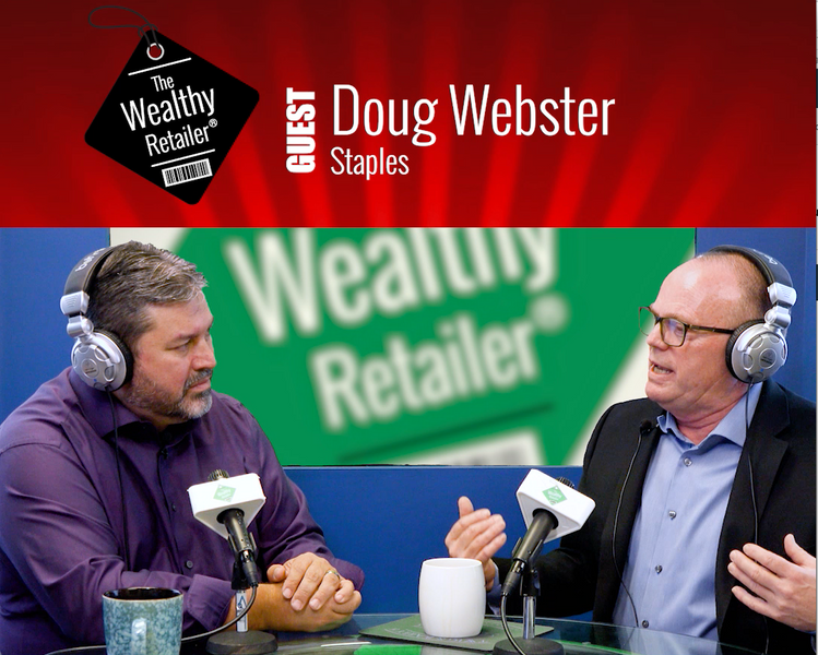 Doug Webster shares his insights from 40 years of hospitality and retail management