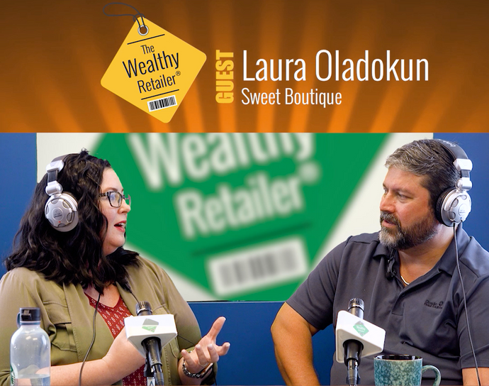Some encouragement, some luck and a leap into retail with Laura Oladokun of Sweet Boutique