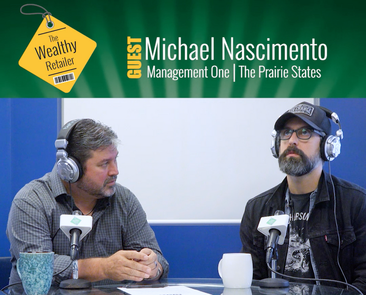 The Wealthy Retailer podcast: retail data specialist Mike Nascimento
