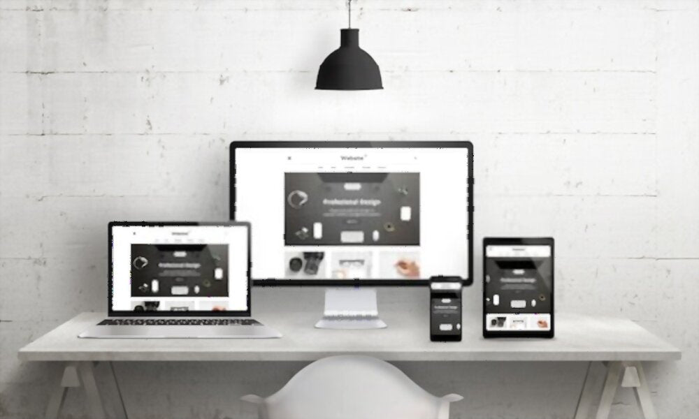 Web Design - Single Pager