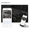 720P Wireless IP Camera WiFi Baby Monitor Home Security Surveillance Nanny Cam Video Recorder Night Vision with Two Way Talk