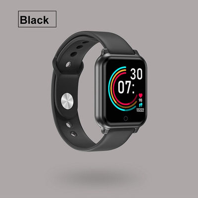 Bluetooth Smart Wristband IP67 Waterproof Blood Pressure Oxygen Monitor Smart Bracelet With Fitness Tracker Sport Wristband